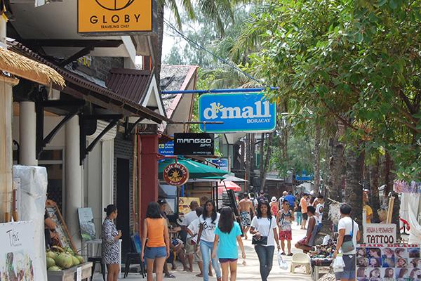 フィリピン,ボラカイ島,リゾート
