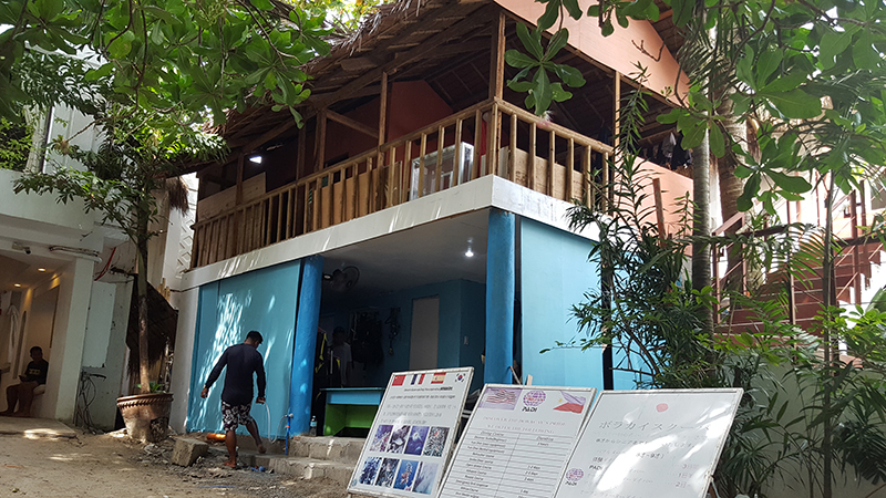 ボラカイスクーバ,スキューバダイビングショップ,フィリピン