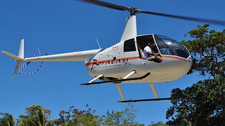 ヘリコプターツアー,フィリピン,ボラカイ