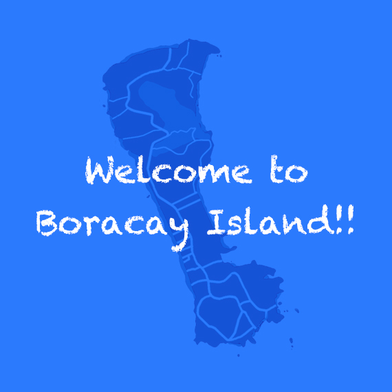 Welcome to Boracay Island!!