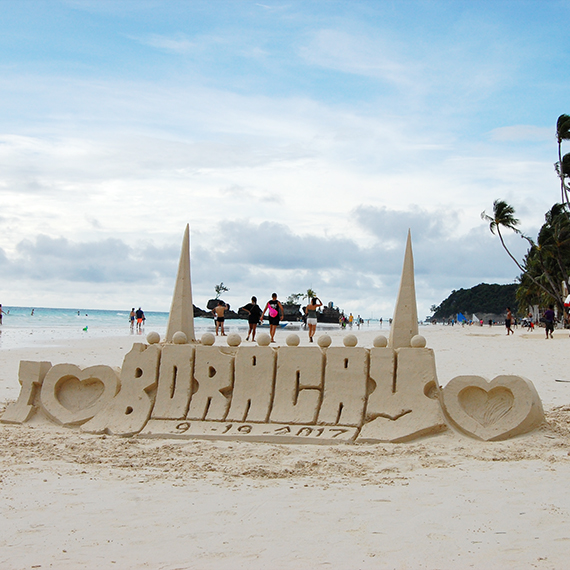 What is Boracay Scuba?
