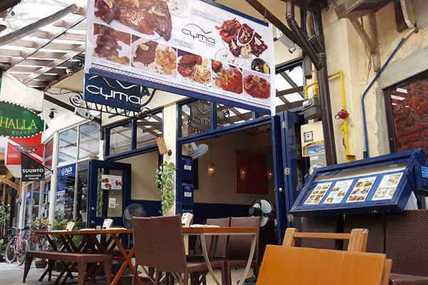 CYMA,Boracay,Philippines,Restaurant