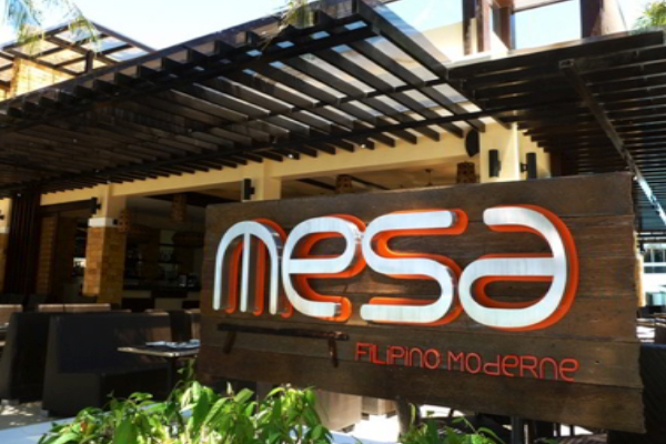 MESA FILIPINO MODERNE,Boracay