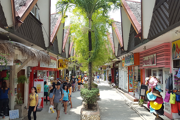 D-MALL,Boracay,Philippines,Sightseeing area