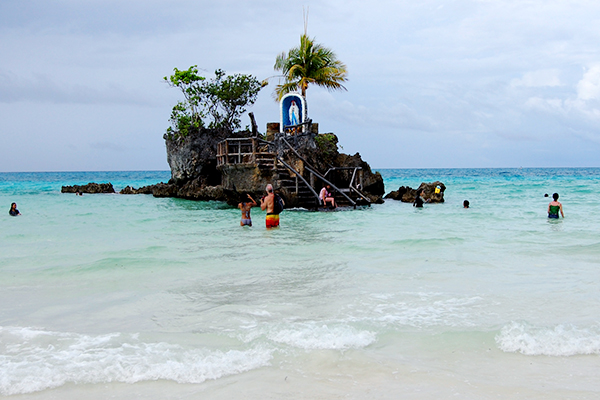 WILLYS ROCK,Boracay,Philippines,Sightseeing area