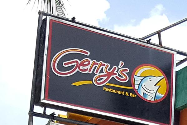 GERRYS GRILL,Boracay,Philippines,Restaurant