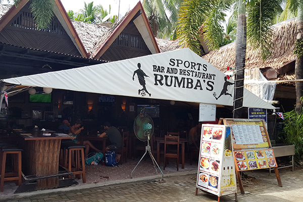 RUMBA'S,Philippines,Bar