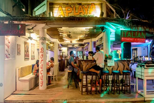 APLAYA,Boracay,Philippines,Restaurant