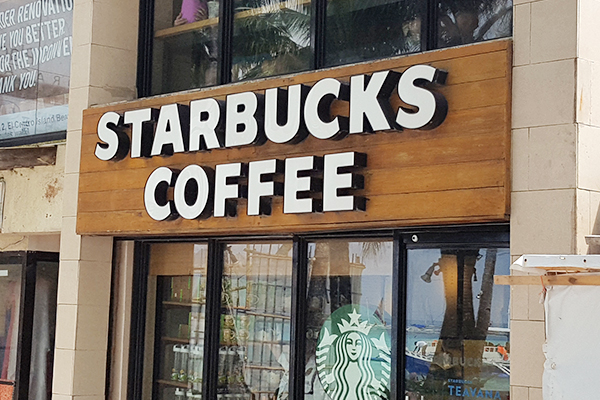 STAR BUCKS,Boracay,Philippines,Cafe